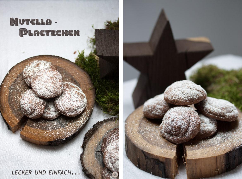 Nutella-Plaetzchen