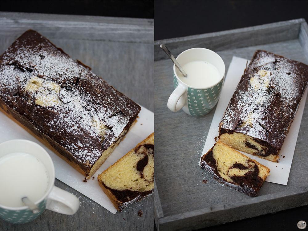 Kleiner-klassischer-Marmorkuchen