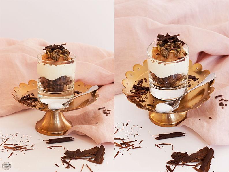 Quitten-Dessert