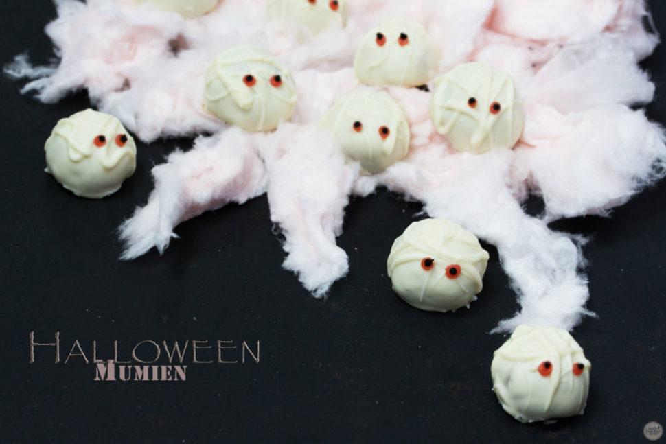 Halloween-Mumien