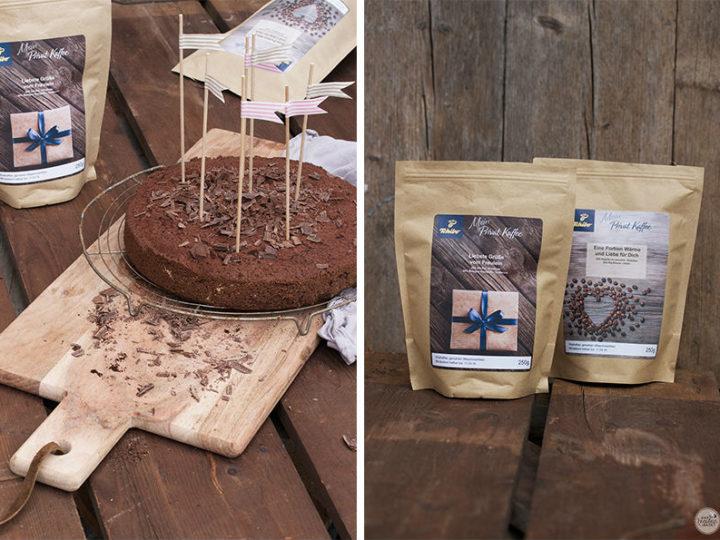 Der wahrhaftige Kaffee-Kuchen *Werbung*