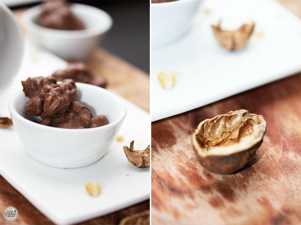 Schokoladen-Walnuesse