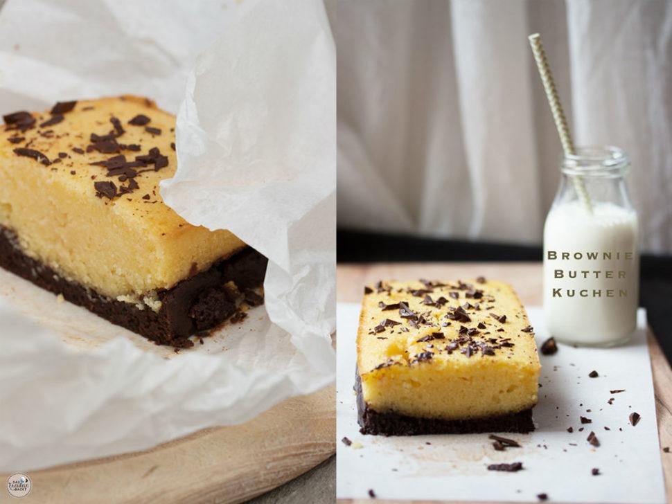 Brownie-Butter-Kuchen