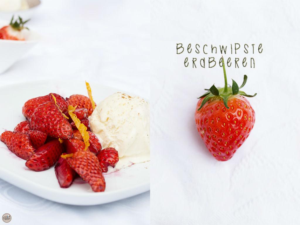 Beschwipste-Erdbeeren