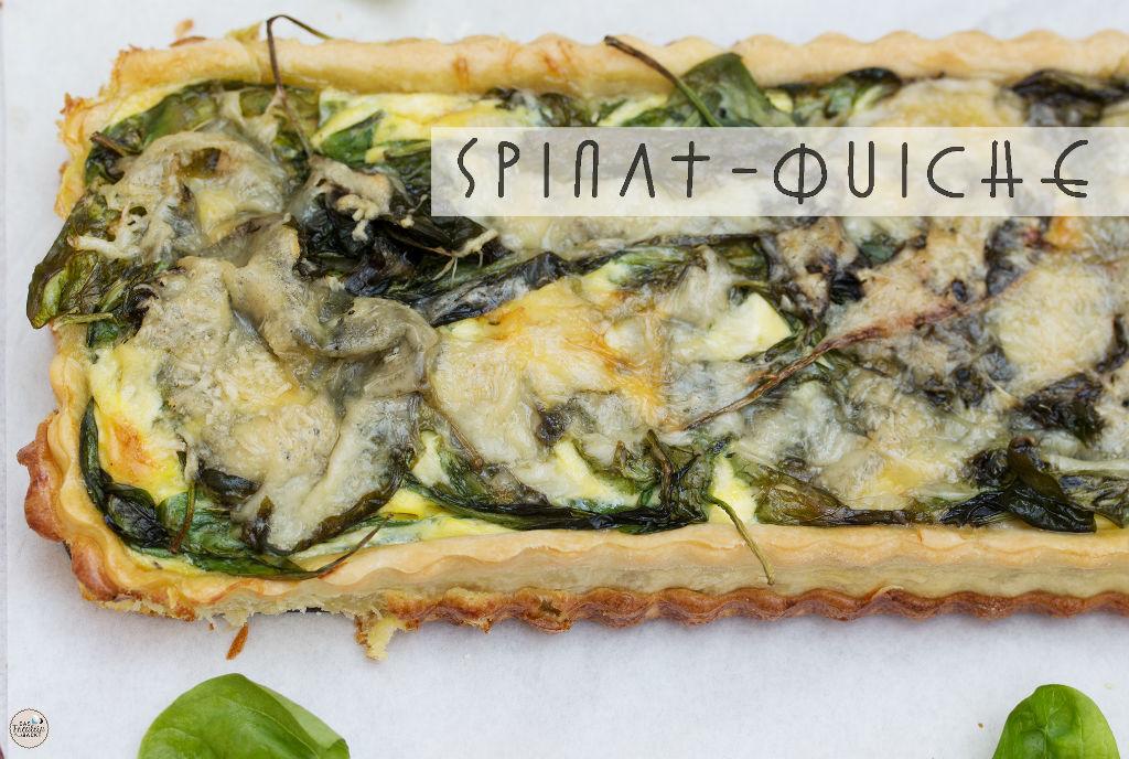 Spinat-Quiche