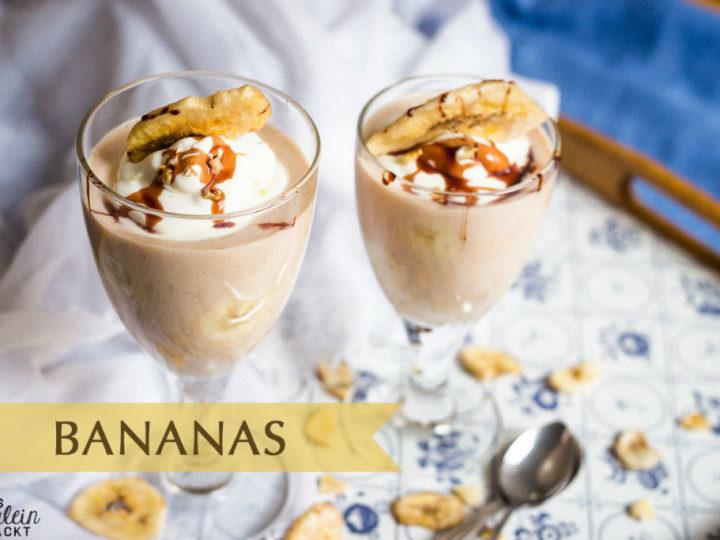 Das frischgeschlüpfte Bananas-Dessert in Berlin