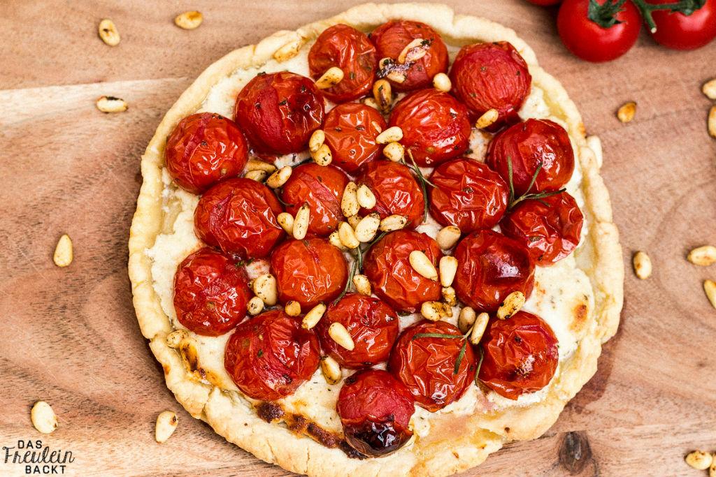 Tomaten-Galette