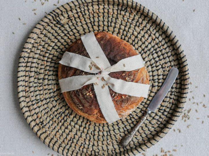 Roggen-Buttermilch-Brot das schmeckt! (Unbezahlte Werbung)